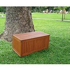 Hardwood Storage Box | Overstock.com