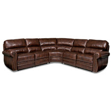 traditional sectional sofas by Masins Furniture