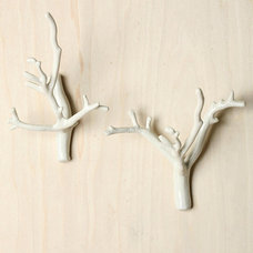 Modern Hooks And Hangers by Urban Outfitters