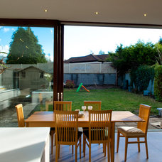 Modern Screen Doors by Slidingbifolds