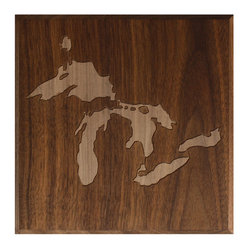 Great Lakes Wall Art