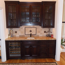 Traditional Kitchen Cabinetry by Hagerstown Kitchens Inc.