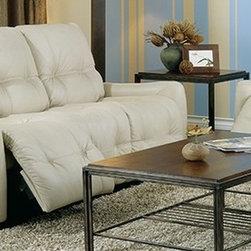 Palliser Bounty Home Theater Sofa Sectional -