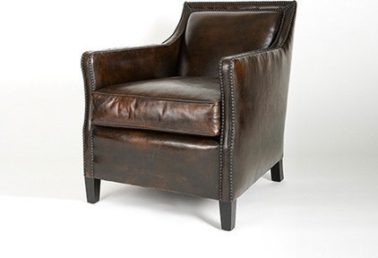 Traditional Armchairs And Accent Chairs by karamann.com