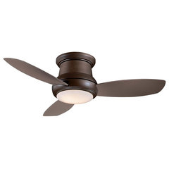modern ceiling fans by LightingUniverse