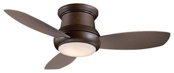 Modern Ceiling Fans by LightingUniverse