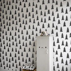eclectic wallpaper by Fine Little Day