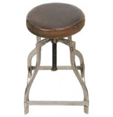 traditional bar stools and counter stools by Relique