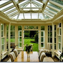 What is an Orangery? -