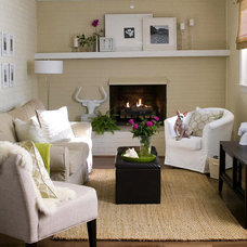 Decorating Tips for Neutral Spaces | Centsational Style