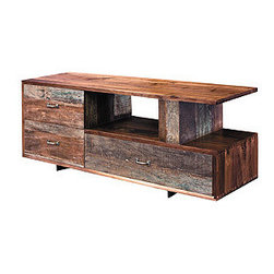 Eco Modern rustic designs by Four Hands - Four Hands furniture Eco-Mod designs. Go green with a flair!