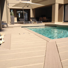 Modern Swimming Pools And Spas by Envirodeck