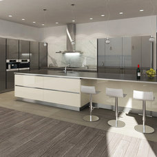 Contemporary Kitchen Islands And Kitchen Carts by European Kitchen Art