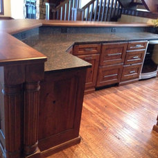 Traditional Kitchen Cabinetry by Simonson Lumber - Brainerd / Cross Lake / St Cloud