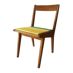 Mid-Century Chair by Jens Risom - $450 Est. Retail - $299 on Chairish.com -
