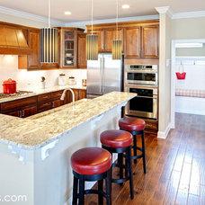 Contemporary Kitchen by Sterling E. Stevens Design Photo