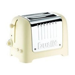 Dualit Lite Soft-Touch 2-Slice Toaster, Cream - Fancy brand name. Incredible price. Perfectly toasted toast. I give it five stars.