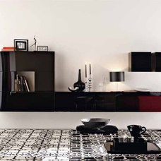 Contemporary Living Room by Calligaris