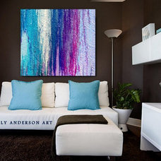 Modern Artwork by Holly Anderson Fine Art