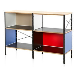 Herman Miller - Herman Miller | Eames® Storage Units, 2-Units High - Design by Charles and Ray Eames, 1950.