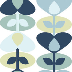 Annette Tatum Fabric by the Yard Sprout Meadow -