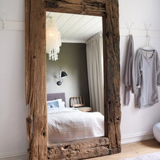 Modern Bathroom Mirrors by Dulles Glass and Mirror