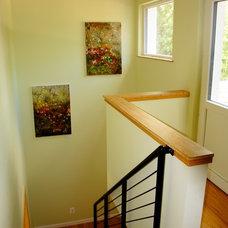 Contemporary Hardwood Flooring by Cali Bamboo