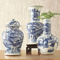 Asian Vases by Gump's