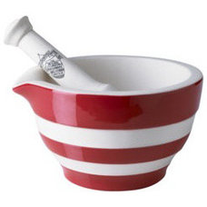 Traditional Mortar And Pestle Sets by T.G. Green