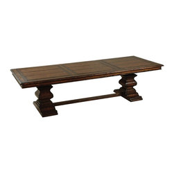 Ambella Home - New Ambella Home 8-Foot Table Oak Rectangle - Product Details