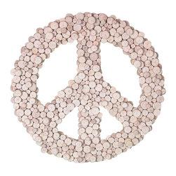 Groovystuff - Groovystuff Eucalyptus Peace Symbol - L - Features:
