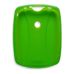 Leap Frog - LeapFrog LeapPad2 Explorer Gel Skin in Green - Protect your LeapPad2 or LeapPad learning tablet with this decorative gel skin. The skin covers and gives added protection to your tablet as you play.