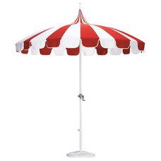 Mediterranean Outdoor Umbrellas by Modern Furniture Warehouse