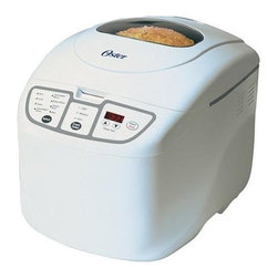 Oster - Oster 5838 White ExpressBake Breadmaker - Nothing could make the gift of convenient,fresh-baked bread any better. Except maybe a great price.