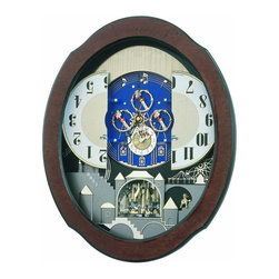 Rhythm Clocks - Timecracker Legend Musical Beatles Wall Clock - Sound Clips - Help! Hey Jude Yesterday Let It Be All My Loving A Hard Day's Night Watch the clocks in action by clicking the Video Tab on the product page. At the top of each hour, the MAGIC Begins!