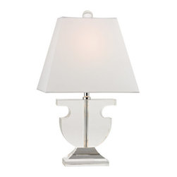 Dimond Lighting - Dimond Lighting D2485 Bailey Mews 1 Light Table Lamp - Features:
