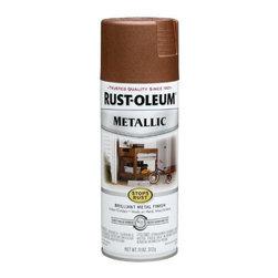 RUSTOLEUM BRANDS - 248637 Spray Vintage Copper Paint - Metallic Spray Finish