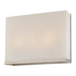 George Kovacs - George Kovacs 3-Light Wall Sconce Energy Saver - Three Light Wall Sconce Energy Saver