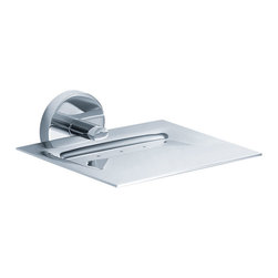 Kraus - Kraus Imperium Bathroom Accessories - Wall-mounted Brass Soap Dish - *Kraus offers an elite selection of bathroom accessories that are guaranteed to exceed industry trends and revolutionize your home into the modern marvel it is destined to be