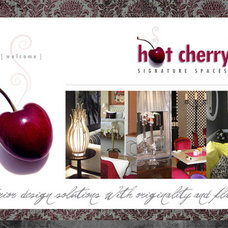 Eclectic  by Hot Cherry Signature Spaces