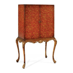 Jonathan Charles - New Jonathan Charles Wine Cabinet Red Walnut - Product Details