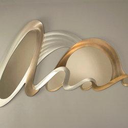 NOVA Lighting - Passages Wall Mirror - Passages Wall Mirror