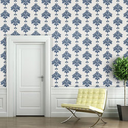"Ikat Wallpaper 4.5'feet - ""Swag Paper - Empowering the Do-It-Yourselfer:"