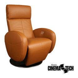 CinemaTech, Inc. - Gesto Swivel Chair -