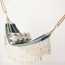 Tropical Hammocks And Swing Chairs by Anthropologie