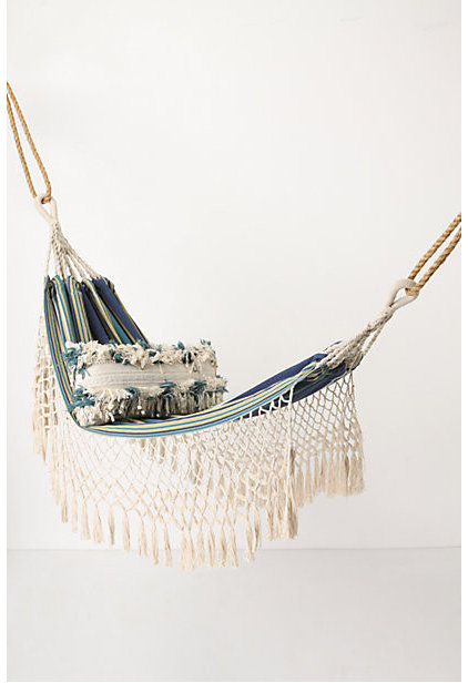 tropical hammocks by Anthropologie