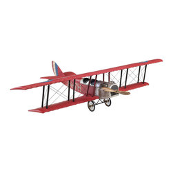 RR - Model Airplane - Red Jenny - Model Airplane - Red Jenny