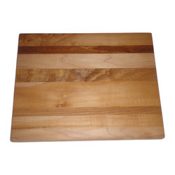 Art's Wood Work - Large Hodge Podge Cutting Board - Made of the Finest Northern Grown Hardwoods Available. Here at Art's Wood Work we strive to make the best looking, most durable, hard working cutting boards possible and are an excellent choice for the discerning home cook.