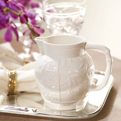 contemporary serveware by Ralph Lauren