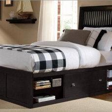 SleepRevolution Bed Frames Blog » Blog Archive » Platform bed with storage und